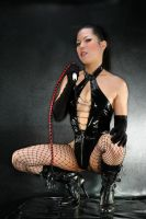 Asian Dominatrix by AlexDahmer