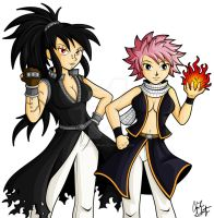 Gender Bent Dragon Slayers by ZombieGirl01