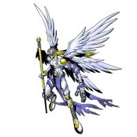 Angemon - Digimon world Re: Digitize by Petronikus