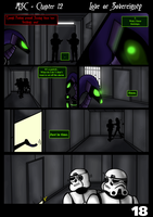 MSC: Love or Sovereignty: PG 18 by Finjix