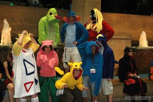 Pokemon hoodie group by invader-gir
