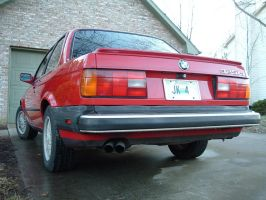 BMW 325IS - 2 by baw