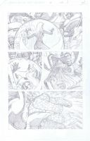 Fantastic Four Page 4 by aminamat