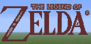 Minecraft - The Legend Of Zelda by Unstable-Life
