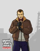 GTA Stories Niko by and0n