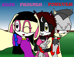 BEST FRIENDS FOREVER 2 by BabyBunnyBun