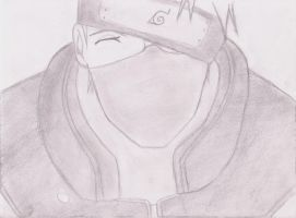 Hatake Kakashi by AnimeCouples1992