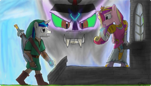 Legend of Cadence: Adventure of Shining Armor by aPAULo17