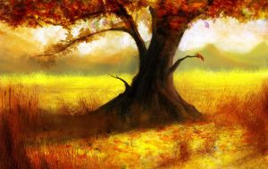 Tree by Andes-Sudo