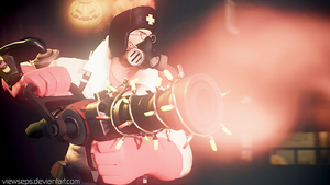 Team Fortress 2 (TF2) - Medic by ViewSEPS