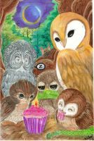 Owls Well That Ends Well by Willow-Pendragon