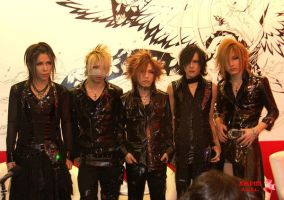 The GazettE - Press Conference by newenthe