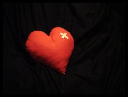 Wounded Heart by Anere