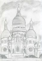 Montmartre by tite-pao