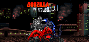 Godzilla Month 2010 '20' by Linkzilla