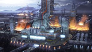Black Ash Foundry by UNGDI-SEA