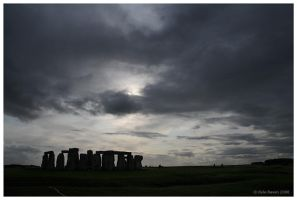 Stonehenge by escape-is-at-hand