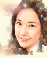 Lovely Im YoonAH by iamzoof