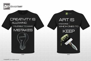 CREATIVITY AND ART by LizoDesigns