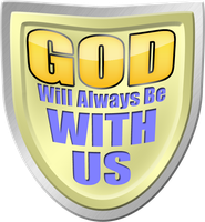 God Will Always Be With Us by SurnThing