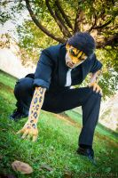 Rob Lucci from CP9 by BadAssCosplay