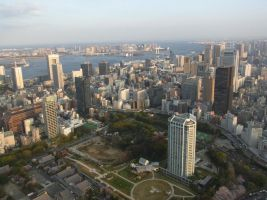 STOCK AIRBORNE IMAGERY JAPAN NO:010030022 by hirolus