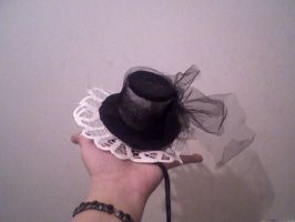 Mini top hat: Chanokun by HuronGirl