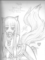 Holo by ivy11