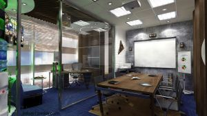Meeting Room by 1zmim