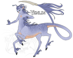 Surprise freebie - Yenlin by NecrosisDemon