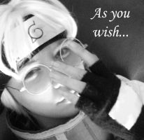 Naruto: As you wish... by NorFrosch