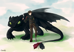What the hell is a Hiccup by GodOfBadWeather