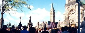 September 14 2001 Ottawa by BenoitAubry