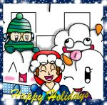 Holiday Card 2016 by Roiality