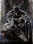 Batman by jonathan-munro