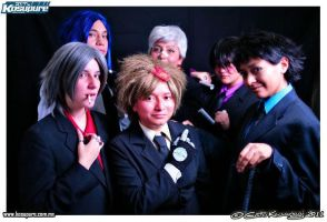 Vongola Famiglia by PrinceLelouchLowell