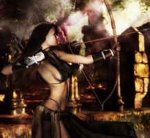 The Archer by Afina79