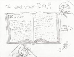 Diary by Notebook-Queen