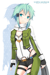 FA : Sinon by froznkamui