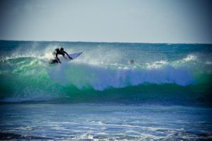 Surf 2 by tspargo-photography