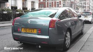 Citroen C6 by The-Transport-Guild