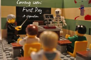 First Day: Teaser Poster by NevilSnake