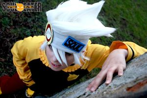 Soul Eater Coslplay by YamiNoShadow