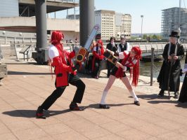 Engage! MCM Expo May 2012 by Lady-Avalon