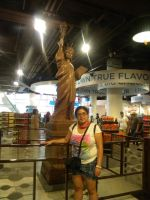 Las Vegas Trip 4 - The Statue of Liberty by 2sisters34