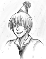 KnB: Don't cry on your birthday, idiot!! by nranola