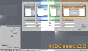 scdClassic 2.0 by vekanoid