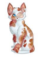 WarriorCats - BrightHeart by IvyCurse