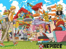 OnePiece Building the future by BlueRiser