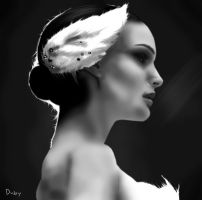 Natalie Portman by DarkDuby